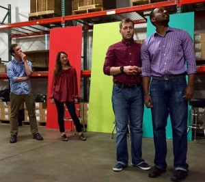 """""""Yes and ..."""" Communication lessons from Improv."""